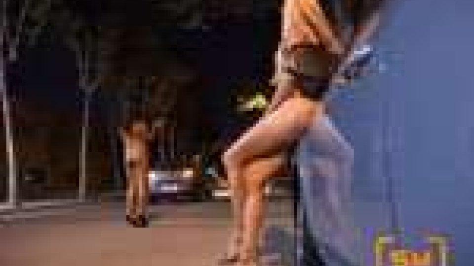Scatta questa sera il divieto di prostituirsi