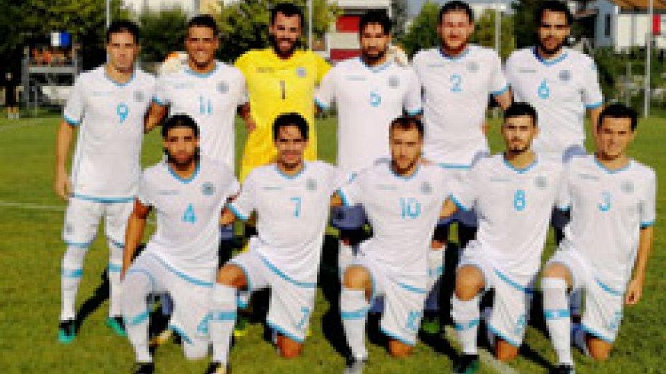 FSGC - Nazionale: super Benedettini e Rinaldi-gol non bastano. Il Ravenna vince 3-1