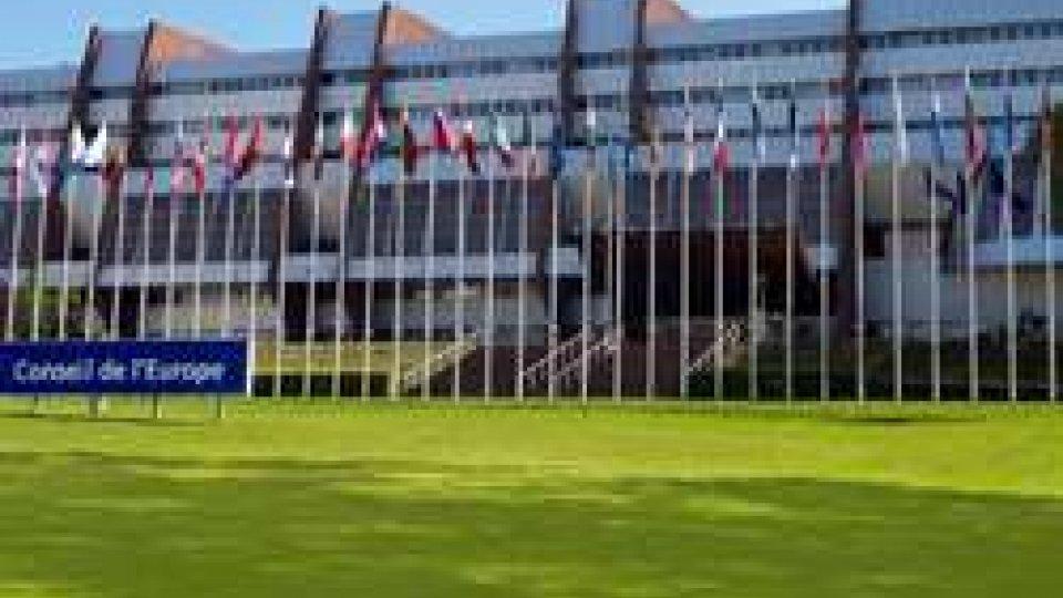 Marco Gatti a Strasburgo per Assemblea Parlamentare Consiglio d'Europa