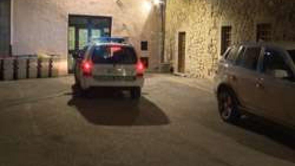 L'arrivo di Manuzzi in carcereArrestato Giorgio Manuzzi dalla Guardia di Rocca, doveva scontare un anno di prigionia