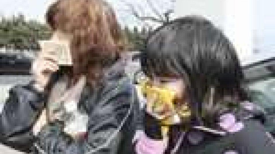 Giappone: si continua a lavorare sulla messa in sicurezza