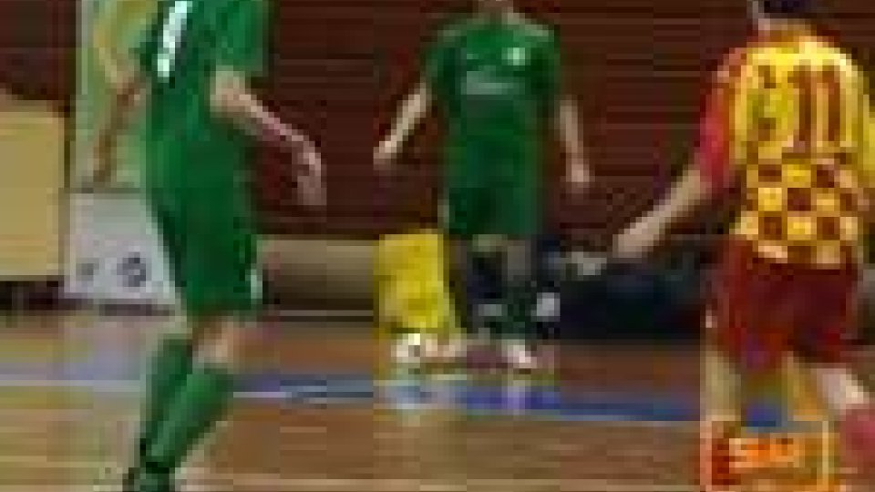 Futsal: il calcio a 5 sbarca a San Marino