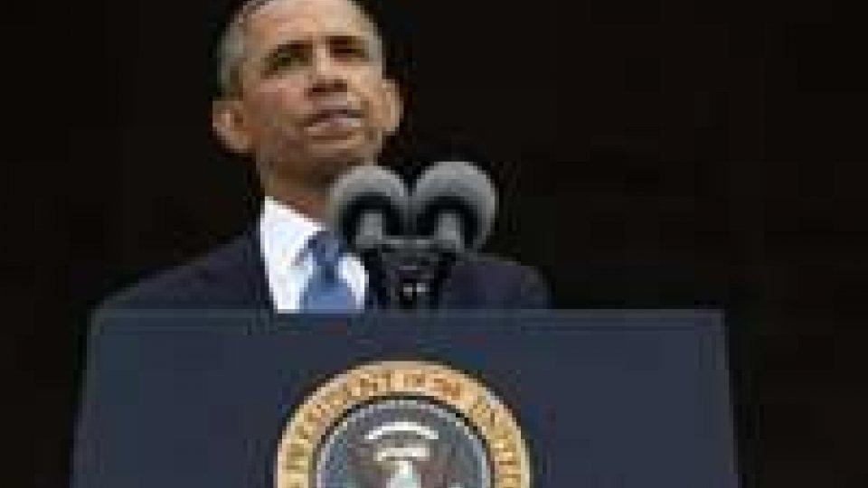 USA: Obama formalizza la richiesta d'intervento in Siria.