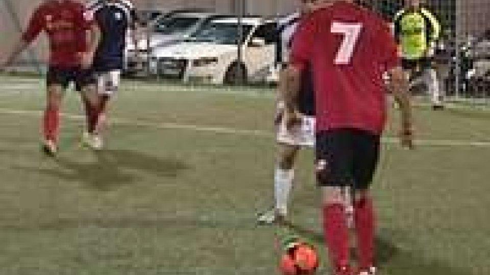 Futsal: i risultati della 2° giornata dei play-off campionato