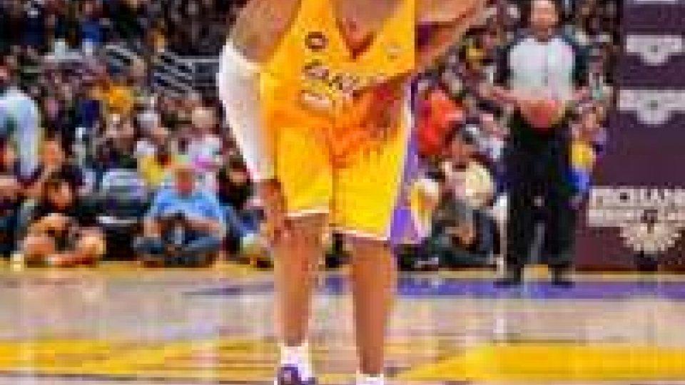 NBA: dramma Kobe Bryant, si rompe tendine d'Achille
