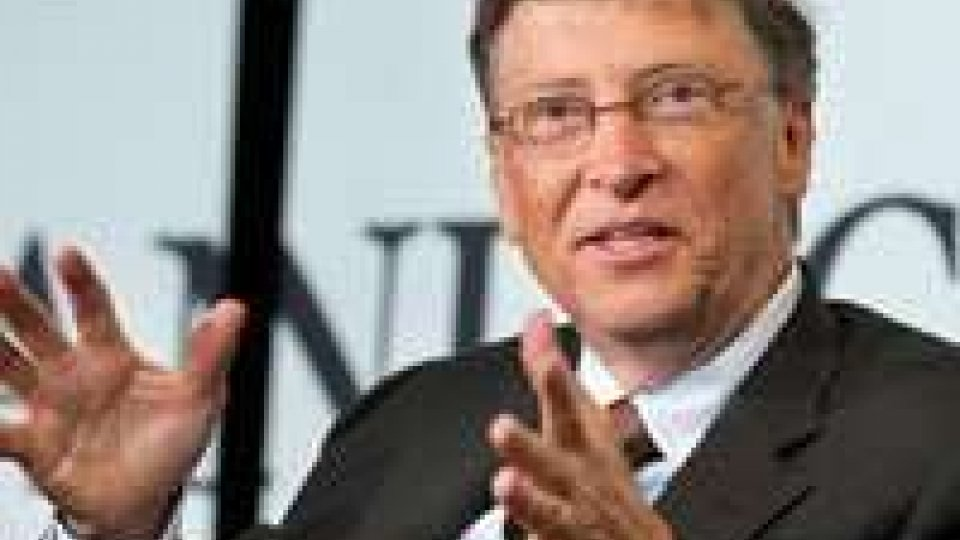 Bill Gates, Warren Buffett e Larry Ellison le tre persone più ricche d'America