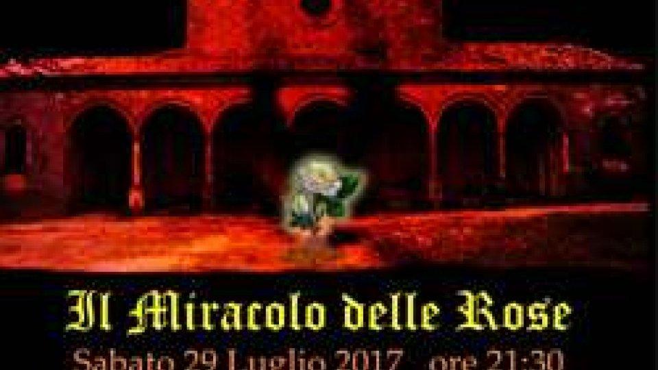 Il Miracolo delle Rose: la leggenda del Dragone di San Marino rivive con i Fanciulli e la Corte di Olnano