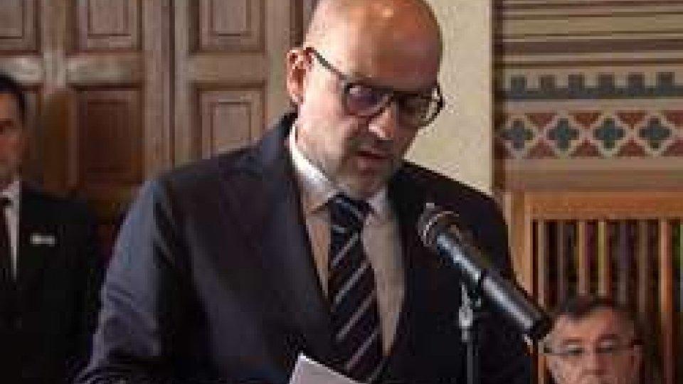 Il Discorso del Segretario Podeschi per 10° anniversario Unesco