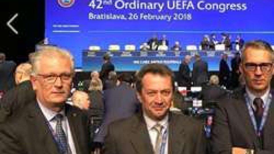 Tura, Zafferani e Pacchioni al 42° Congresso Ordinario - Foto Fsgc