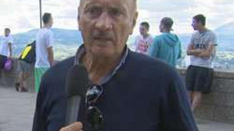 Luciano CapicchioniCrabs da Play off, lo dichiara il presidente della società di Basket