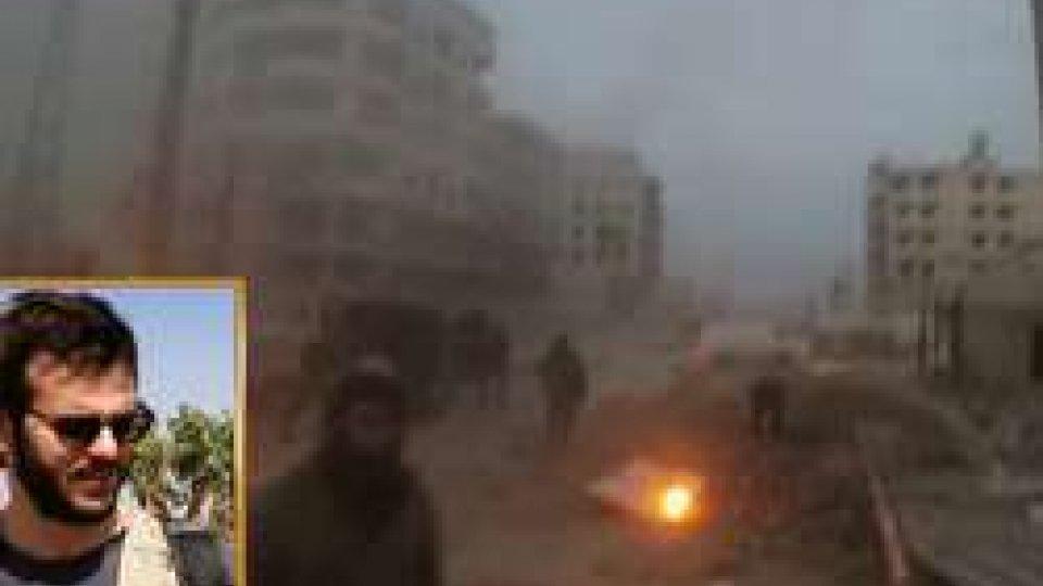 """Il reporer Sebastiano Caputo su Ghouta EstSiria: le """"verità scomode"""" su Ghouta Est"""