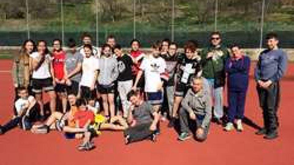 """""""Sport Inclusivo"""", lo sport unisce gli Atleti di Special Olympics e gli alunni delle Medie di Serravalle"""