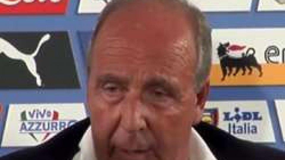 """Gianpiero VenturaVentura debutta: """"Voglio un'Italia che ci crede"""""""