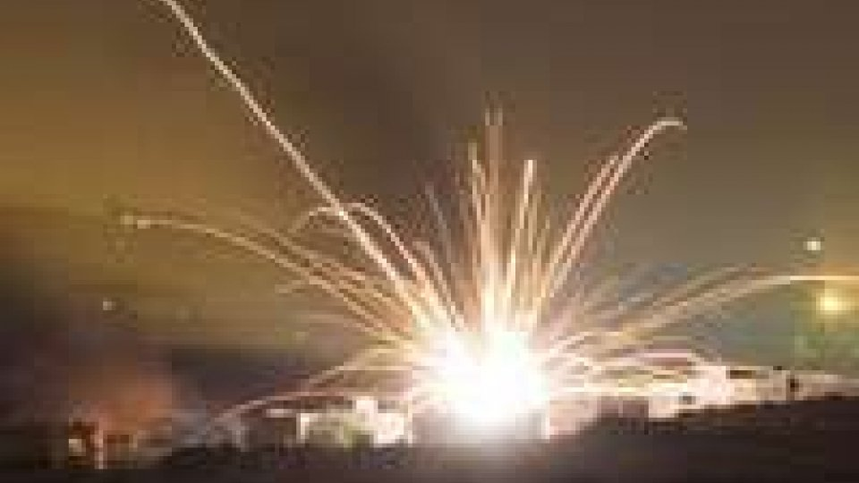 Gaza, Israele lancia una massiccia offensiva di terra