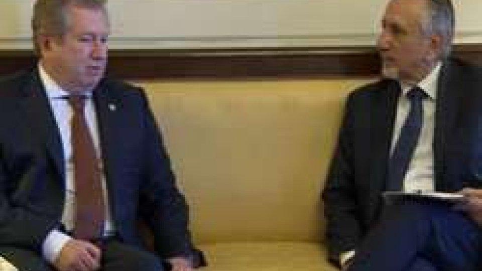 San Marino: in visita in Repubblica il viceministro agli esteri del KazakistanIn visita in Repubblica il viceministro agli esteri del Kazakistan: l'intervista