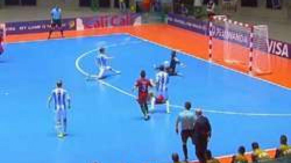 Un gol dell'ArgentinaMondiale fusal: la finale è Argentina-Russia