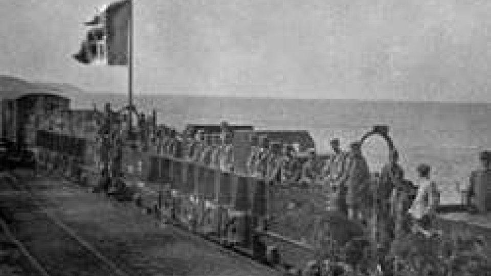Marina Militare, San Marino RTV presenta documentari Grande Guerra