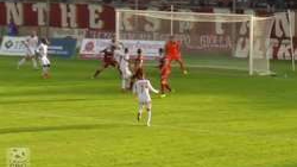 Fano - Ancona 1-1Fano - Ancona 1-1