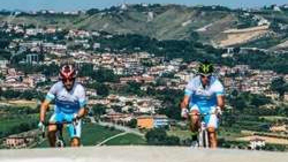 1° Academy bike hotel, San Marino tour in bici