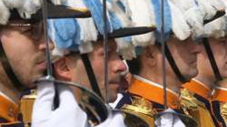 Guardie del Consiglio Grande e Generale25 marzo: San Marino celebra l'Arengo e la Festa delle Milizie