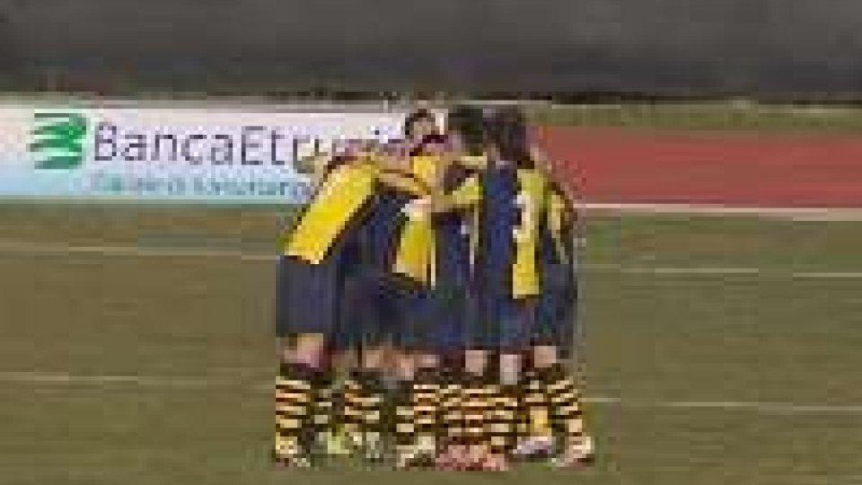 Santarcangelo - Castiglione 2-1Santarcangelo di rigore