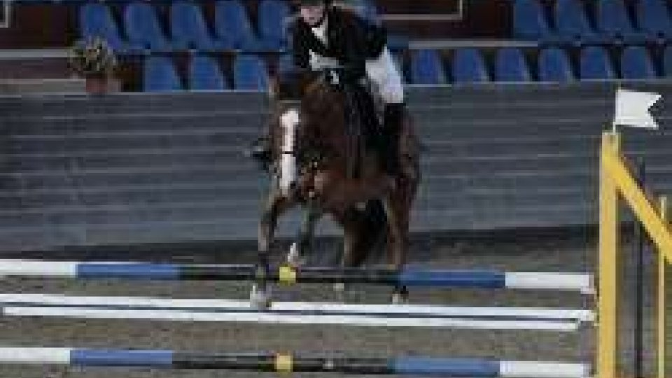 Equitazione, tanti sammarinesi al Trofeo Rimini