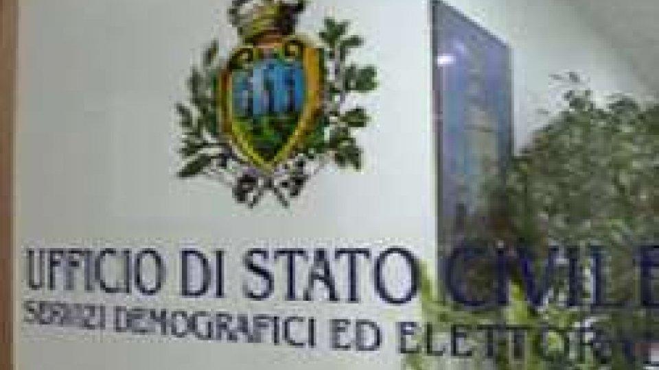 L'Ufficio di Stato Civile