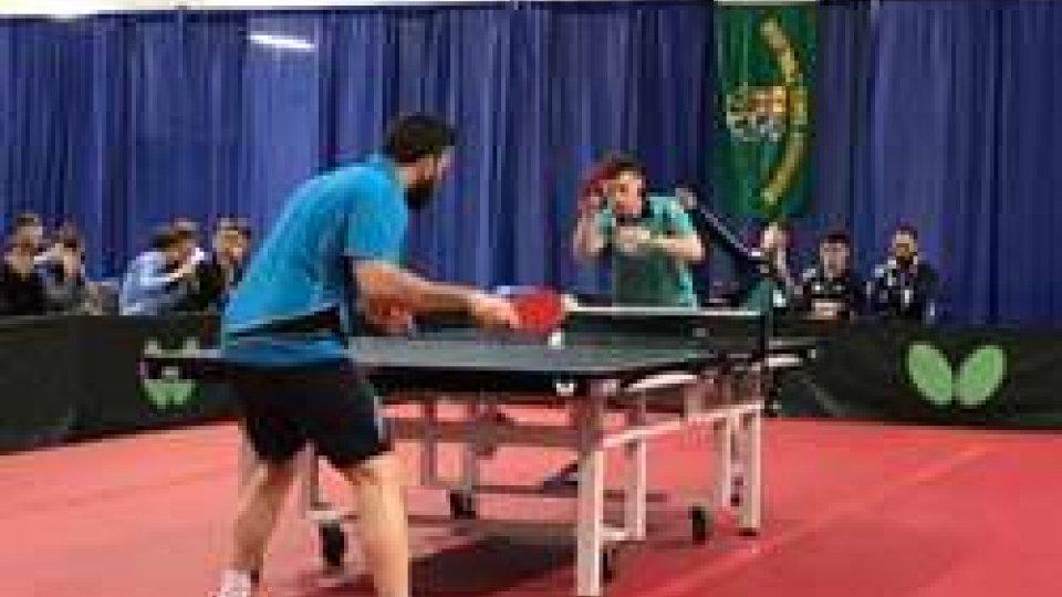 Tennistavolo: Irlanda batte San Marino 3 a 0 ai Campionati Europei