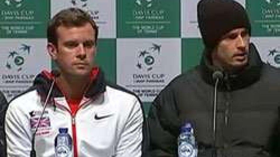 Coppa Davis: finale blindata, registrato il tutto esauritoCoppa Davis: finale blindata, registrato il tutto esaurito