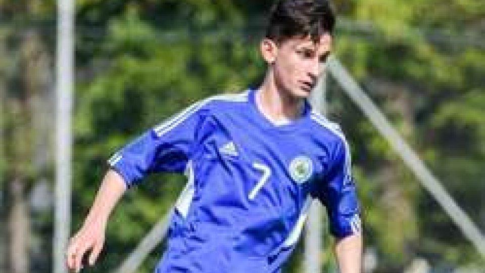 Under 16: San Marino supera la Rappresentativa riminese 4-2