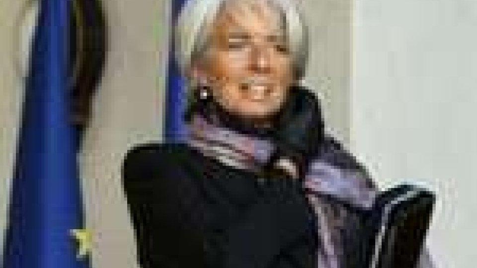 """Christine Lagarde (FMI) """"è improbabile che l'Euro sparirà nel 2012"""""""