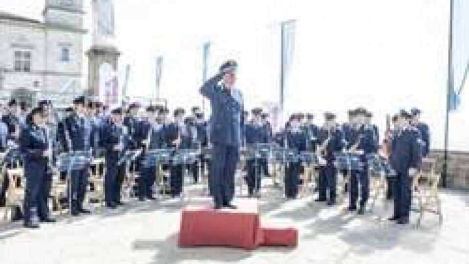 Sabato 8 ottobre Banda Militare in concerto per la Reggenza