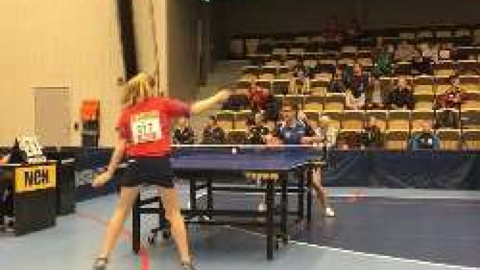 Tennis Tavolo: Orebro ITTF Cadet Open