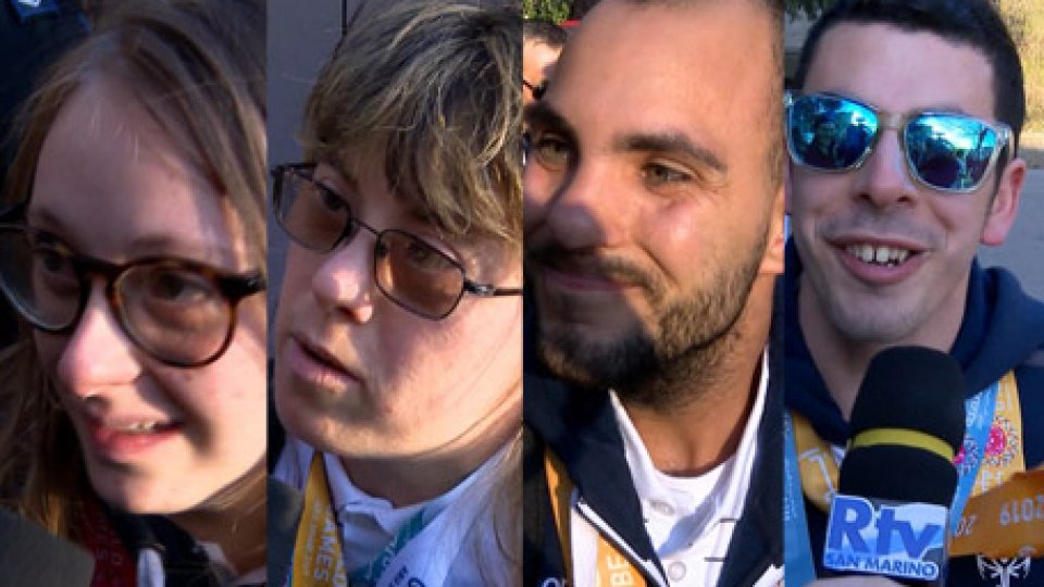 Le intervisteMondiali Special Olympics, la delegazione sammarinese accolta a Fonte dell'Ovo