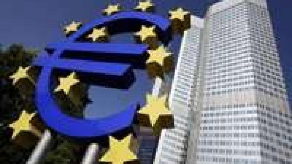Crisi: Bce, ripresa solo a fine 2013