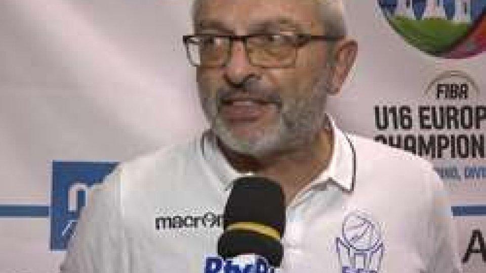 """Massimo PadovanoEuroBasket, Padovano: """"Con Moldova grande partita, servirà anche con Gibilterra"""""""