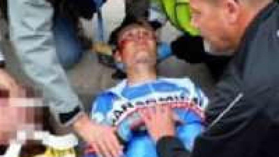 Dramma sfiorato e trionfo di CancellaraDramma sfiorato e trionfo di Cancellara