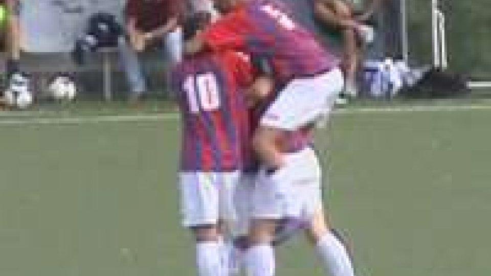 Gol e polemiche in Faetano e Fiorentino