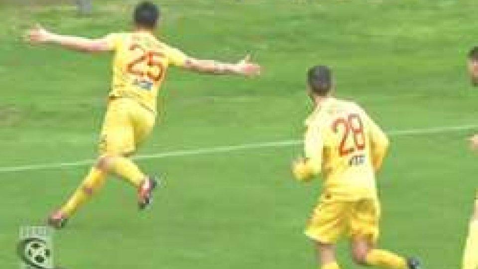 Ravenna - Mestre 2-1Serie C: terza vittoria consecutiva per il Ravenna che batte anche il Mestre