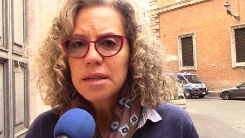 """Monica CirinnàUnioni civili, Cirinnà (Pd): """"San Marino ha dimostrato di non essere isolata"""""""