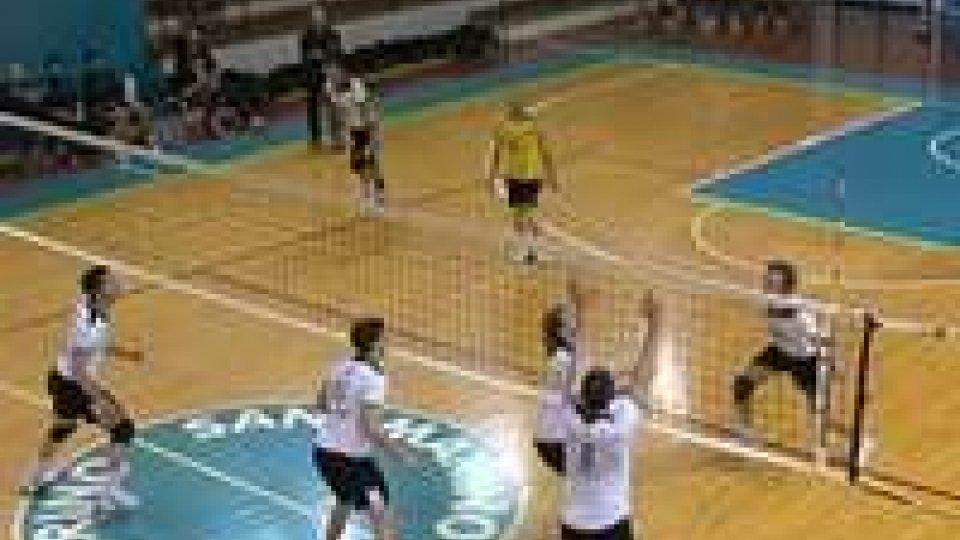 Volley: vittorie importanti. Nella foto Marco BacchiniVolley: vittorie importanti