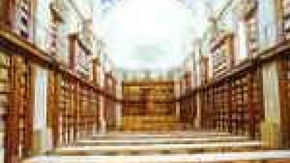 San Marino partecipa alla Biblioteca Alexandrina