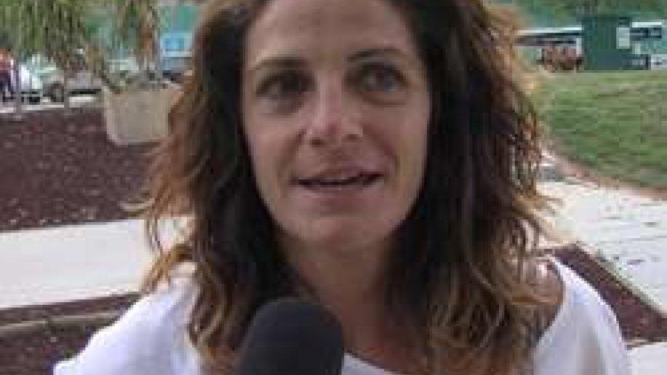 """Patrizia PanicoCalcio donne, Patrizia Panico: """"In Italia siamo indietro, club professionistici creino settore femminile"""""""