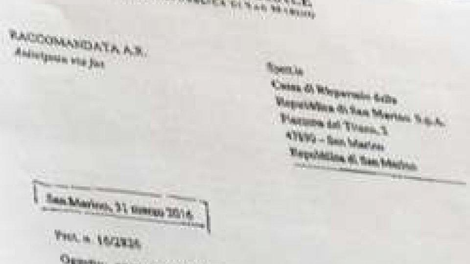"""Il documento in mano a DimDim su Carisp - Silo Molino Forno: """"L'operazione fu avallata da Grais e Savorelli. Abbiamo un documento di Banca Centrale"""""""