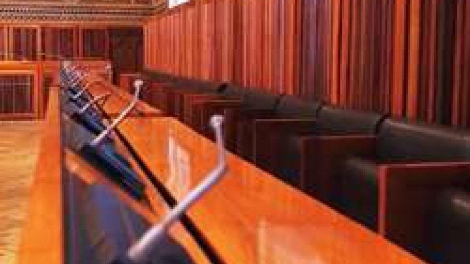 Aula del ConsiglioRegolamento consiliare: la proposta della maggioranza sull'insindacabilità del consigliere