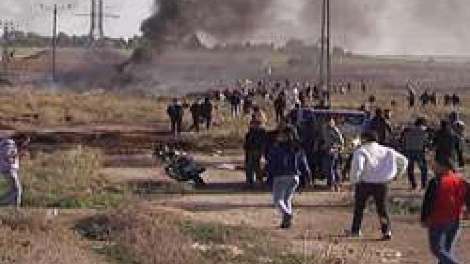 Venerdì di sangue a Gaza e in Cisgiordania