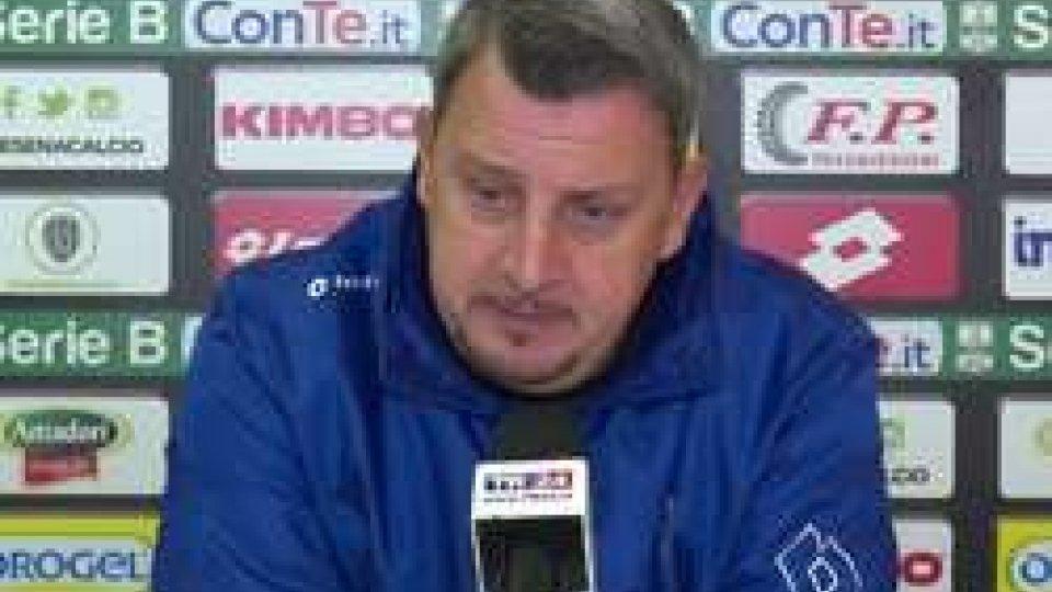 """Andrea CamploneCesena, Camplone: """"Nessun alibi, tiriamo fuori le nostre qualità"""""""