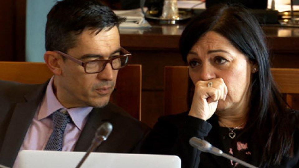 Nicola Selva e Eva Guidi