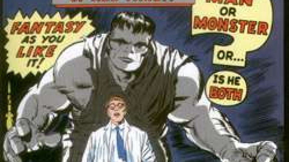 """Il primo numero di """"The incredible Hulk"""""""