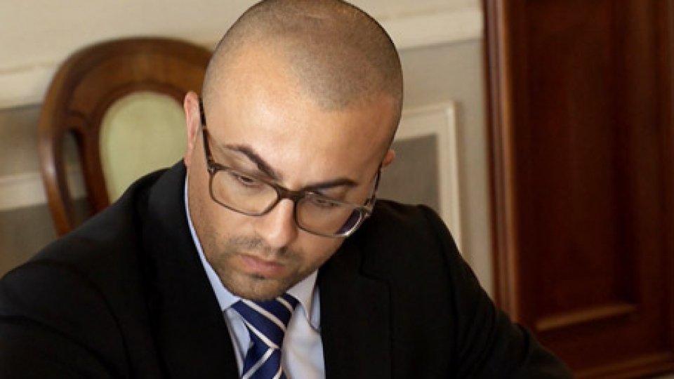 Simone CelliÈ ufficiale: Simone Celli si è dimesso dal Consiglio